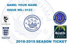 Admission Fees & Season Tickets