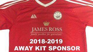 James Ross Jewellers Sponsors Shoreham FC