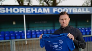 Shoreham Football Club appoint their new manager to lead the Musselmen for this coming season.