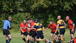 3rd XV vs Sevenoaks 1.9.18 by Rebecca Pattison