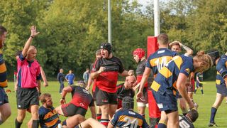1st XV vs Old Williamsonian 15.9.18