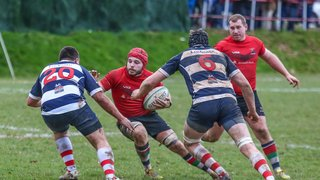 1st XV vs Crowborough 12.1.19