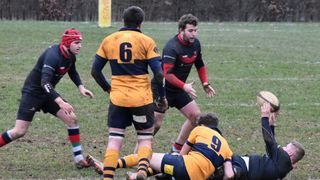 2nd XV vs Deal & Betteshanger 12.1.19 by Rebecca Pattison