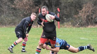 2nd XV vs Dover 19.1.19 by Rebecca Pattison