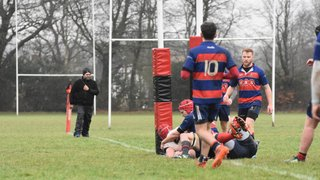 2nd XV vs Aylesford 26.1.19 by Rebecca