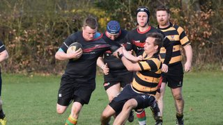 2nd XV vs Canterbury 23.2.19 , pictures by Rebecca