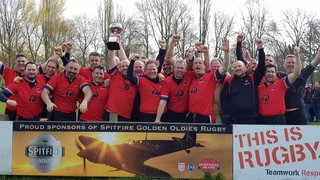 OLD BOYS BRING HOME THE BOWL