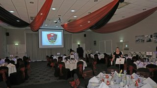 THE ANNUAL CHARITY BALL ( & AWARDS NIGHT)