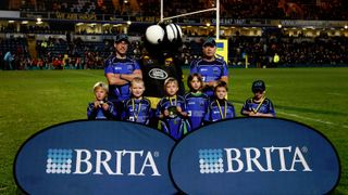 BRIGHTON U7'S WINNERS OF THE PLATE COMPETITION AT WASPS FESTIVAL