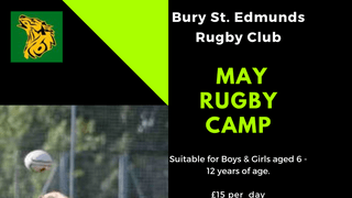 May Half Term Rugby Activity Camp