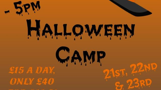 Bury Rugby Club Autumn Multi Sport Camp 21st - 23rd of October