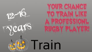 Train Like a Pro - 12 - 16 year Olds