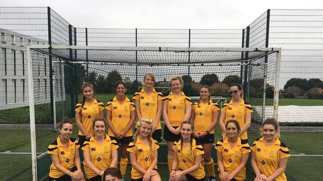 Ladies Win With Outstanding Performance