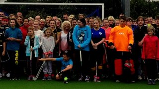 Droitwich Spa Hockey Club Hockey Fest September 2016