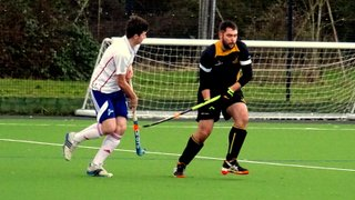 Droitwich Spa Hockey Club Men 1s vs Redditch January 14 2017