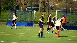 Droitwich Spa Hockey Club M3s vs Atherstone M3s