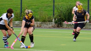 Droitwich Spa Hockey Club Ladies 1s (4) vs Worcester 3s (2) September 16 2017
