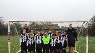 UNDER 10'S SPRING GROUP ANNOUNCED