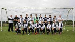 OUR UNDER 15'S HAVE A GREAT OPPORTUNITY FOR A COUPLE OF NEW PLAYERS!