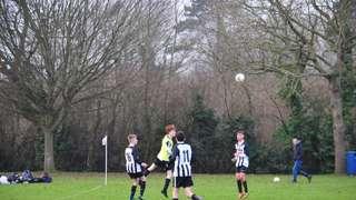 HUFC U16 'v' Olney