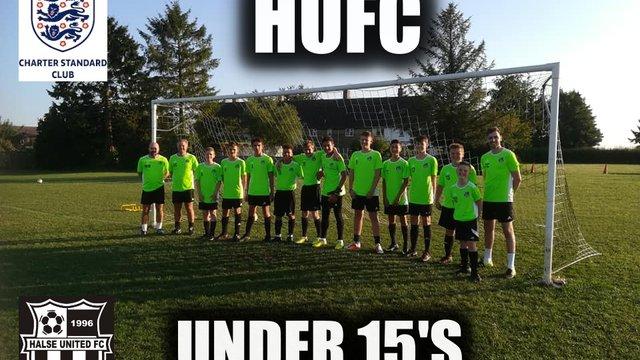 HUFC - UNDER 16