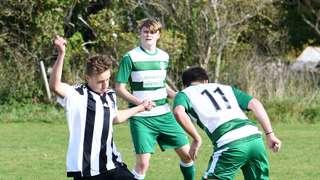 HUFC U18 STRIPES V WANTAGE TOWN FC