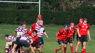U16 vs Welwyn Sunday 4 Oct
