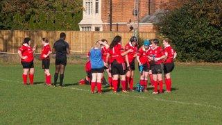 London Welsh Women vs Bristol Ladies Oct 16