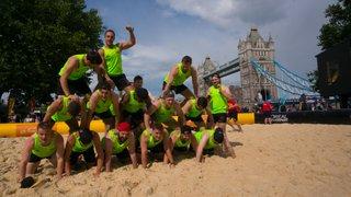 London Beach Rugby 2017