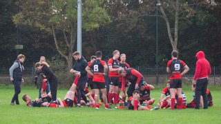 Saracens vs 1st XV Oct 17