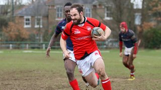 Druids (2nd XV) Secure Merit League play off with win