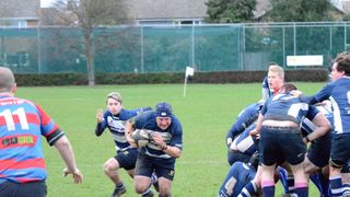 1st XV vs Canvey Island - Home