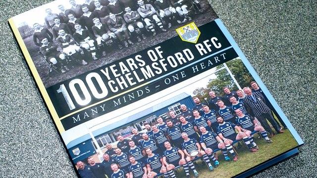 100 Years of Chelmsford RFC