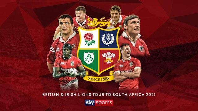 British & Irish Lions vs South Africa- Live at the Club