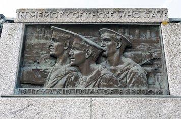 ...war memorial