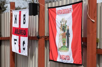 Borough's flags are flying