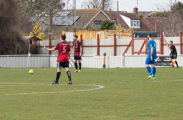 Borough give away another free kick...