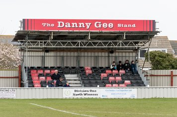 The Danny Gee stand