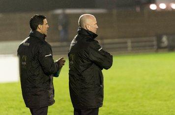 Steve Baker and Darron Wilkinson