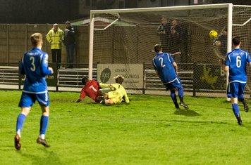 ...and Charles Banya scores: 6 - 0 (70 mins)