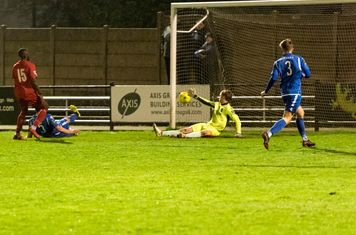 5 - 0 (66 mins) as Travis Cole puts the ball into his own net