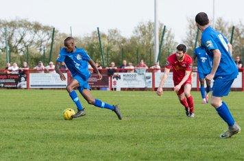 Chinua Cole goes forward again