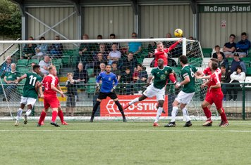 Mitchal Gough wins another important header
