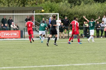 ...brings out a marvellous (hidden!) finger-tip save from Hafed Al-Droubi