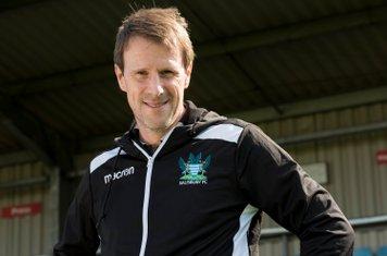Steve Claridge, Salisbury's Manager (and former Borough player)