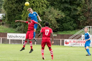 Another fine header from Mitchal Gough