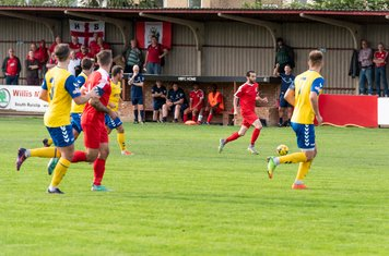 Borough keep looking for an equaliser...