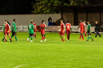...and Borough hold on for a 3 - 2 win