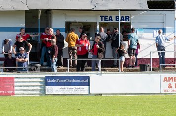 Plenty of venues for a half-time cuppa
