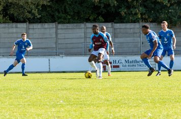 Chesham make a very positive start